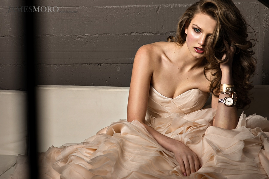 Bridal Fashion by james moro
