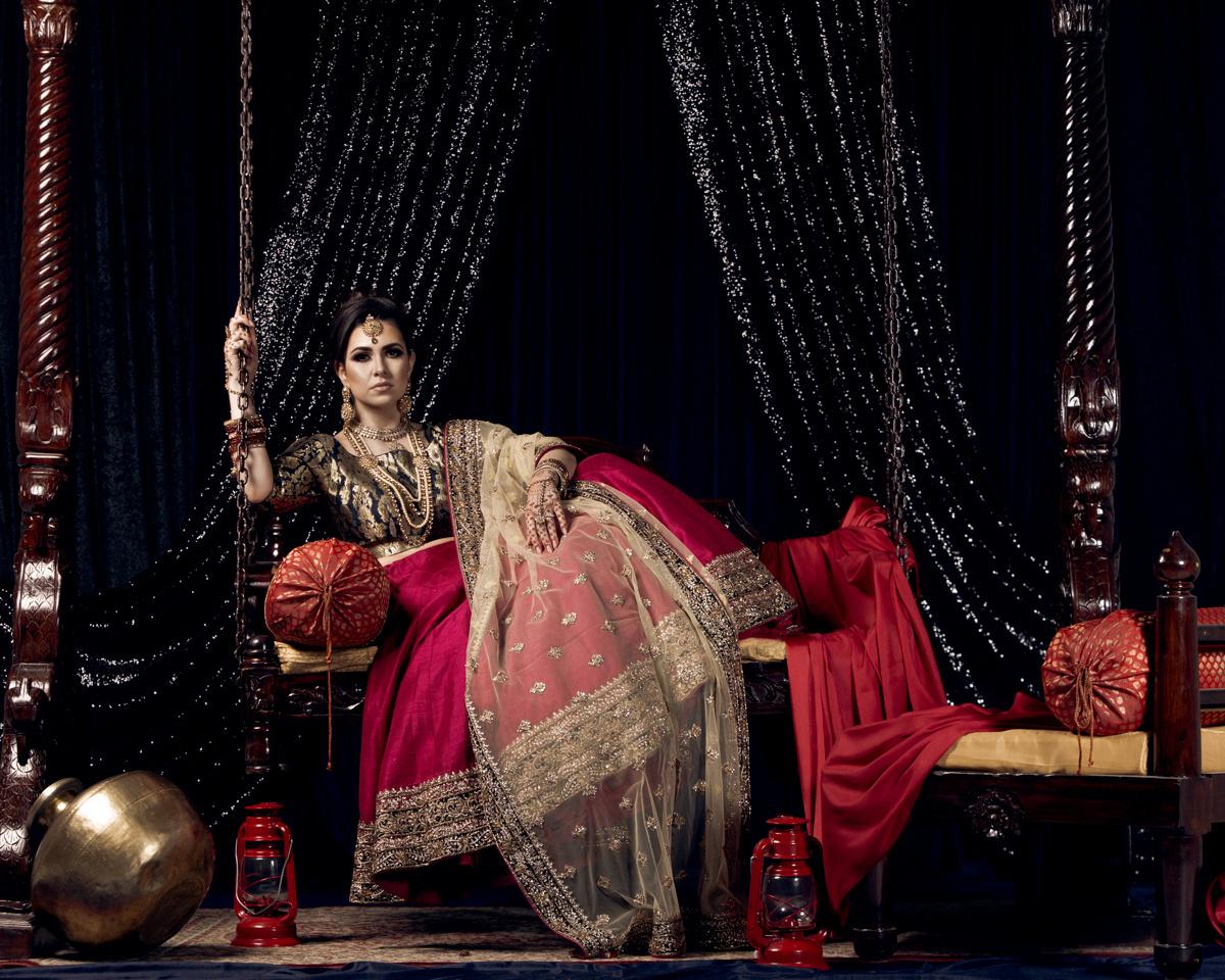 Indian Bridal by Umar Junaid