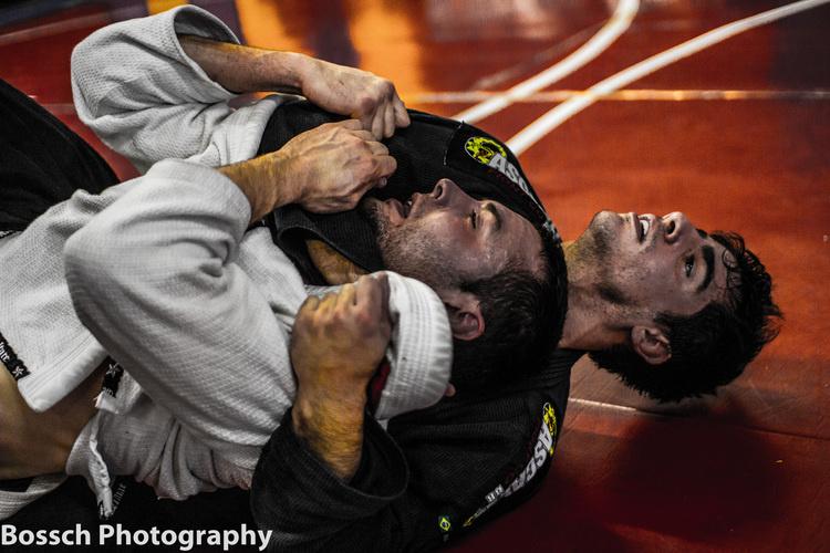 Jiu-Jitsu Competion by Thomas Bossch
