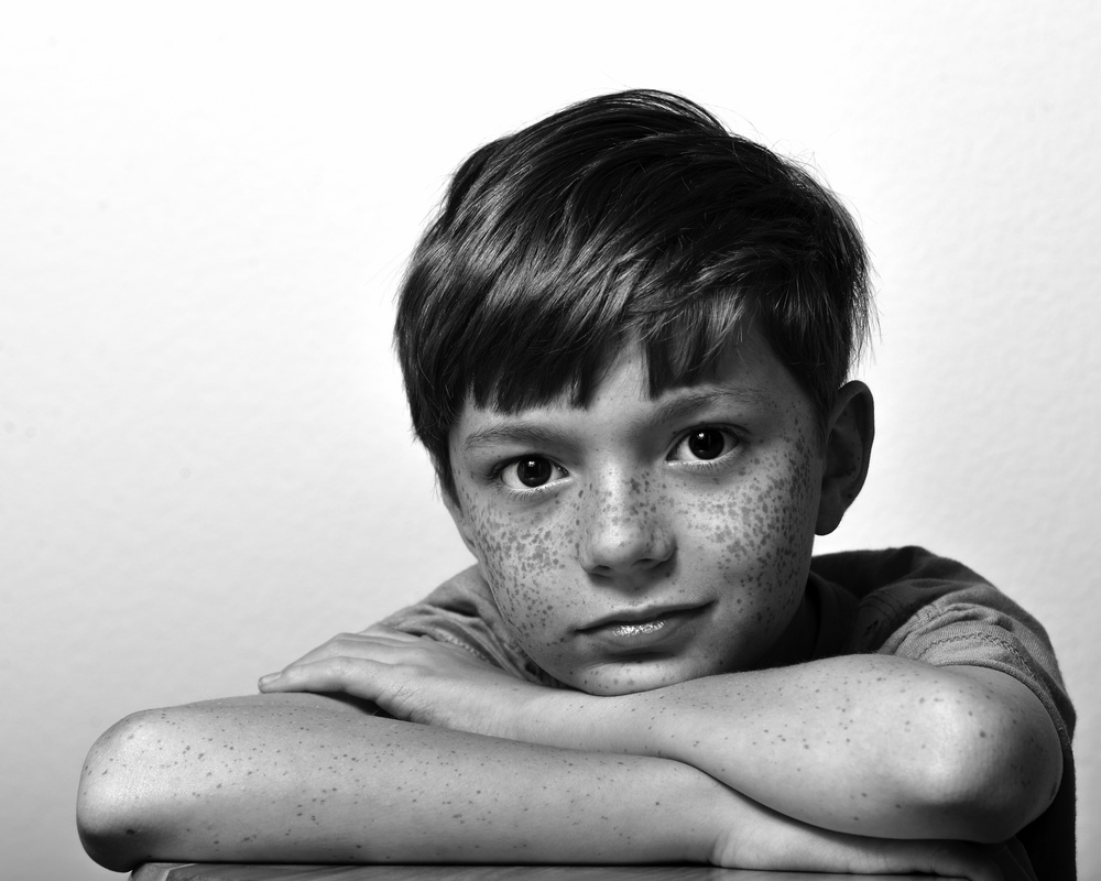 Faces of Autism by shawn devore