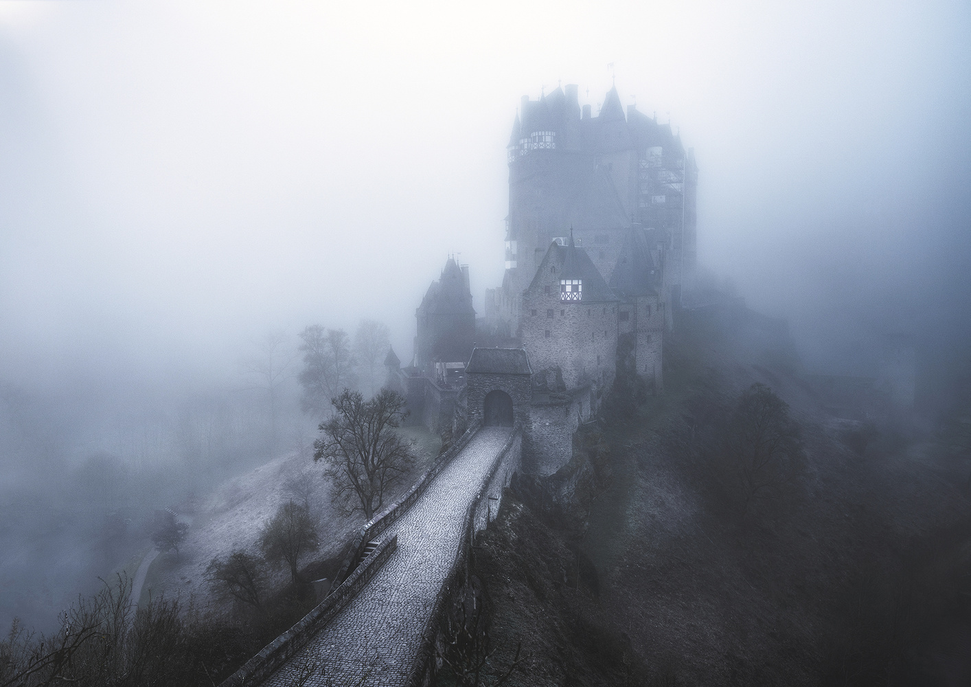 Foggy Eltz by Philip Slotte