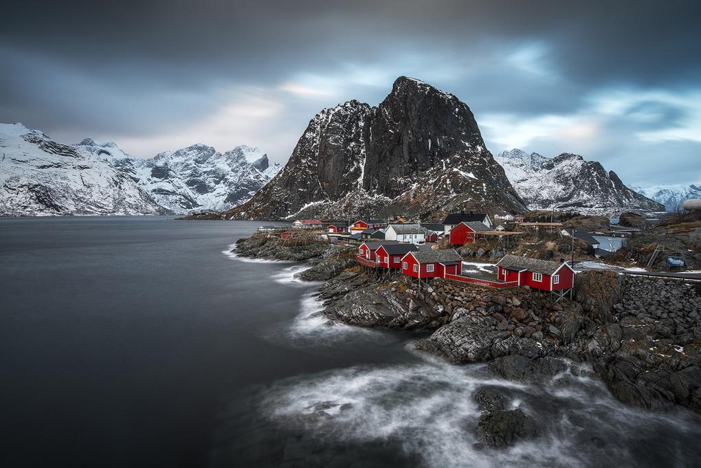 Hamnøy by Philip Slotte