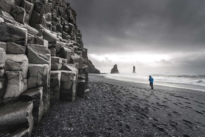 Reynisfjara by Philip Slotte