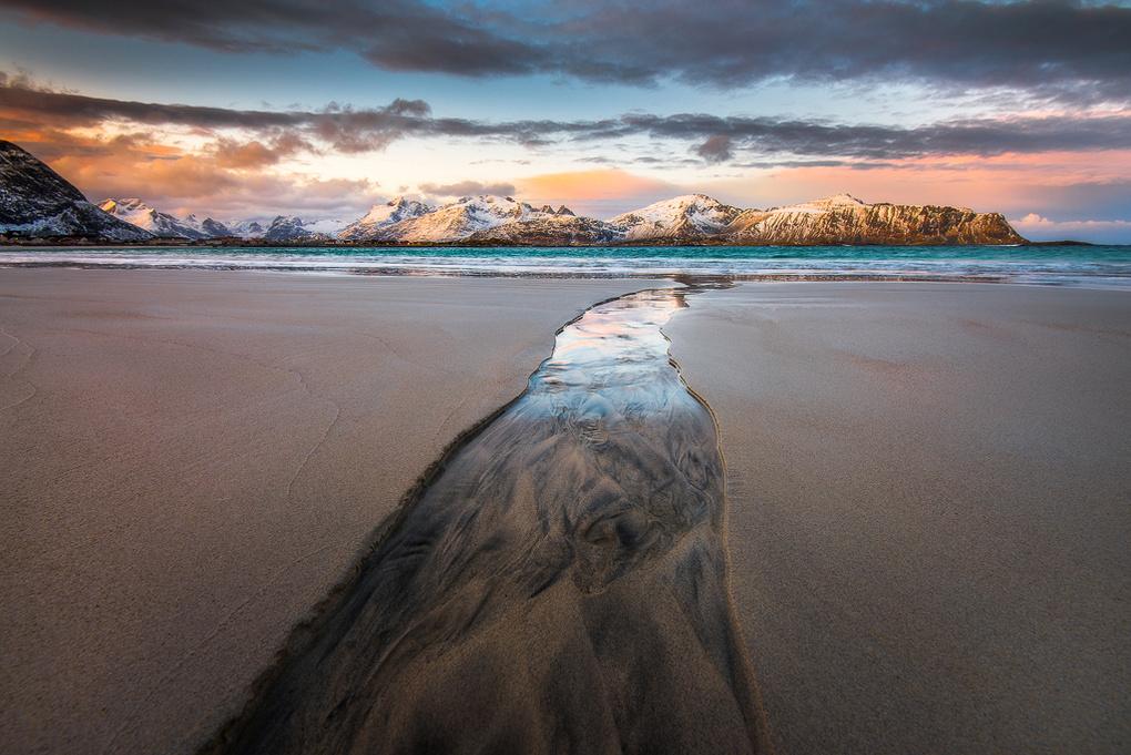 Ramberg beach by Philip Slotte