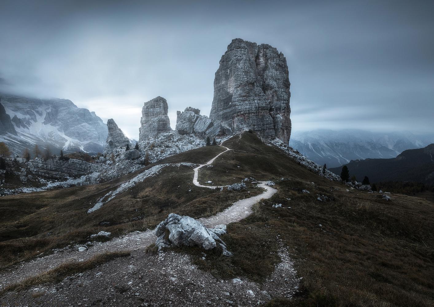 Cinque Torri by Philip Slotte