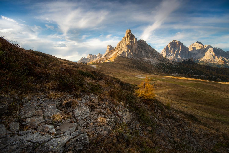 Passo Giau by Philip Slotte