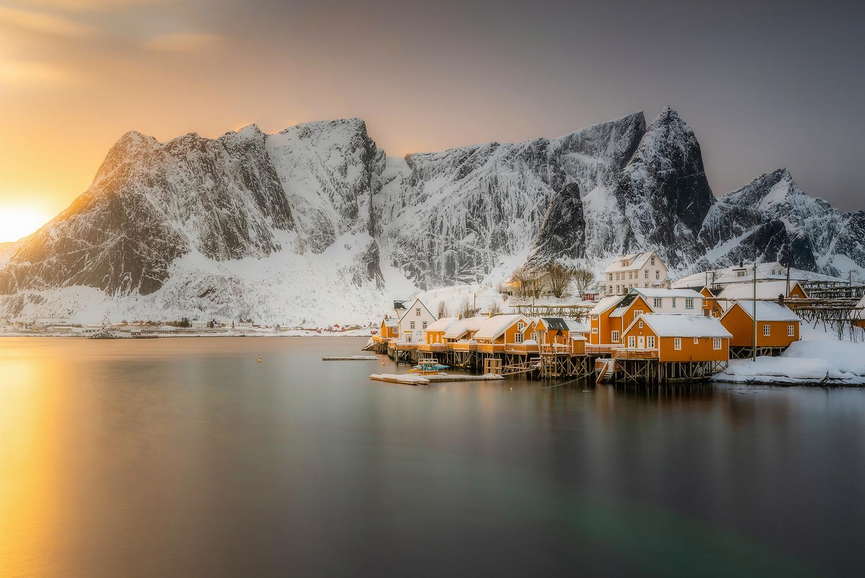 Sakrisøy by Philip Slotte