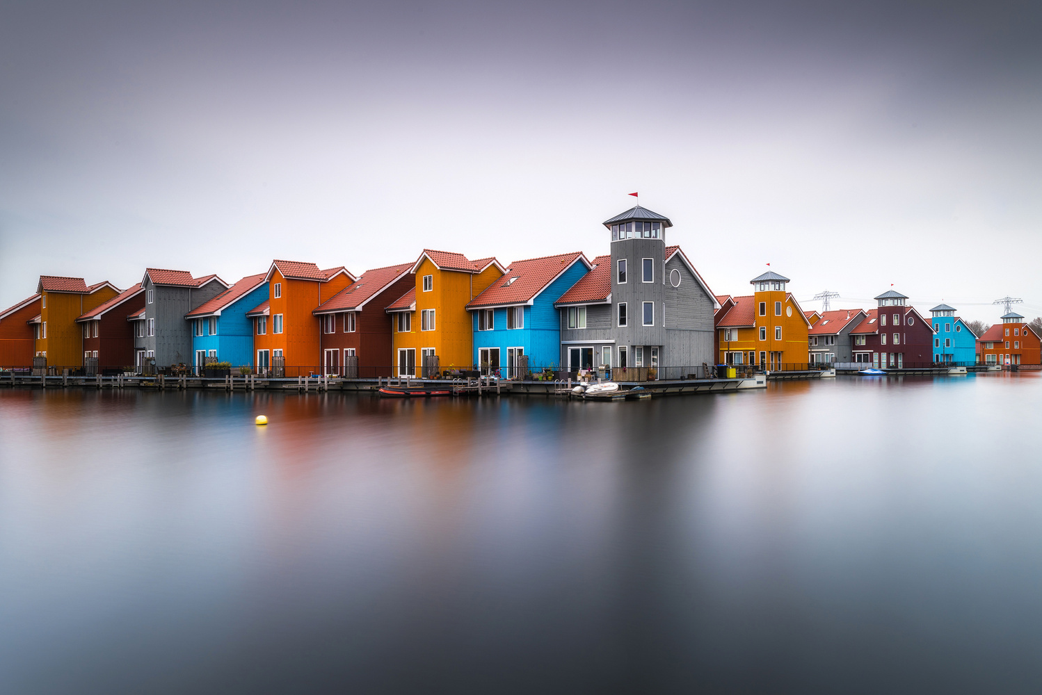 Reitdiephaven by Philip Slotte