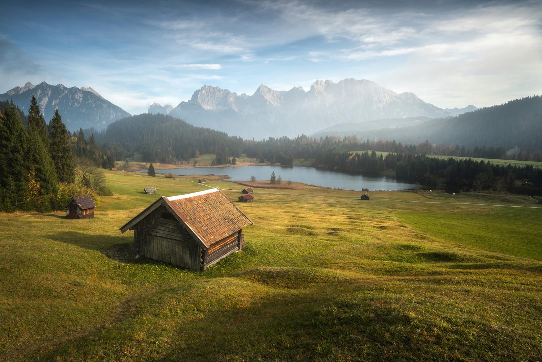 Geroldsee by Philip Slotte