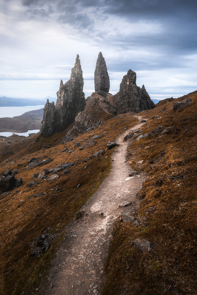 The Storr by Philip Slotte