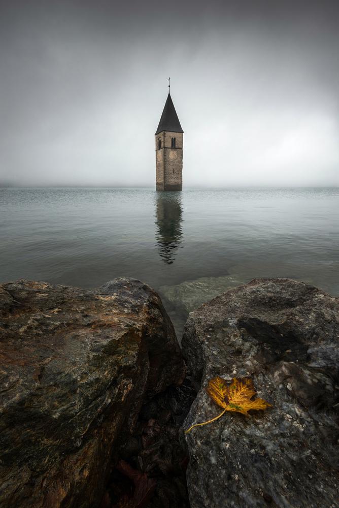 Reschensee by Philip Slotte