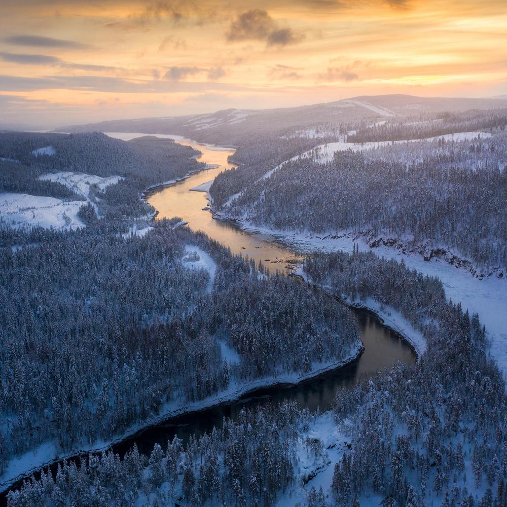 Swedish Lapland by Philip Slotte