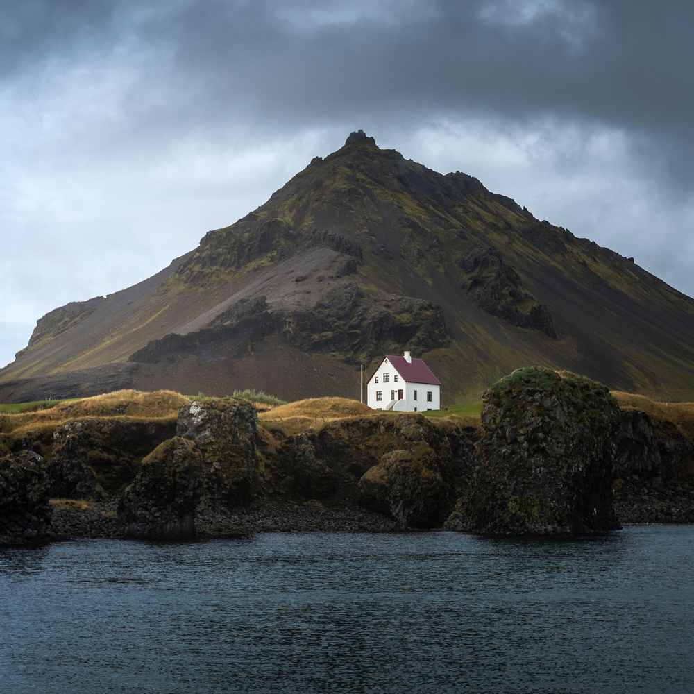 the lonely house by Philip Slotte