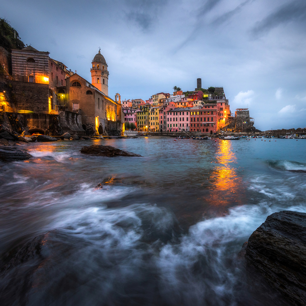 Vernazza by Philip Slotte