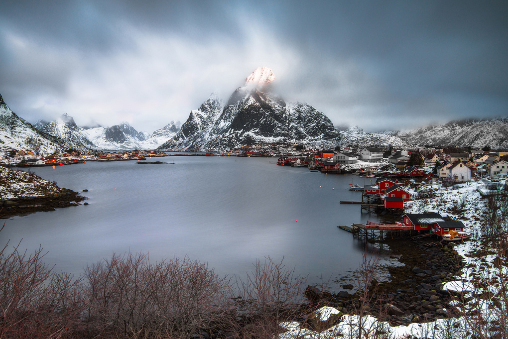 Reine by Philip Slotte