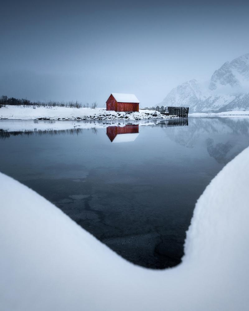 Winter in Lofoten by Philip Slotte