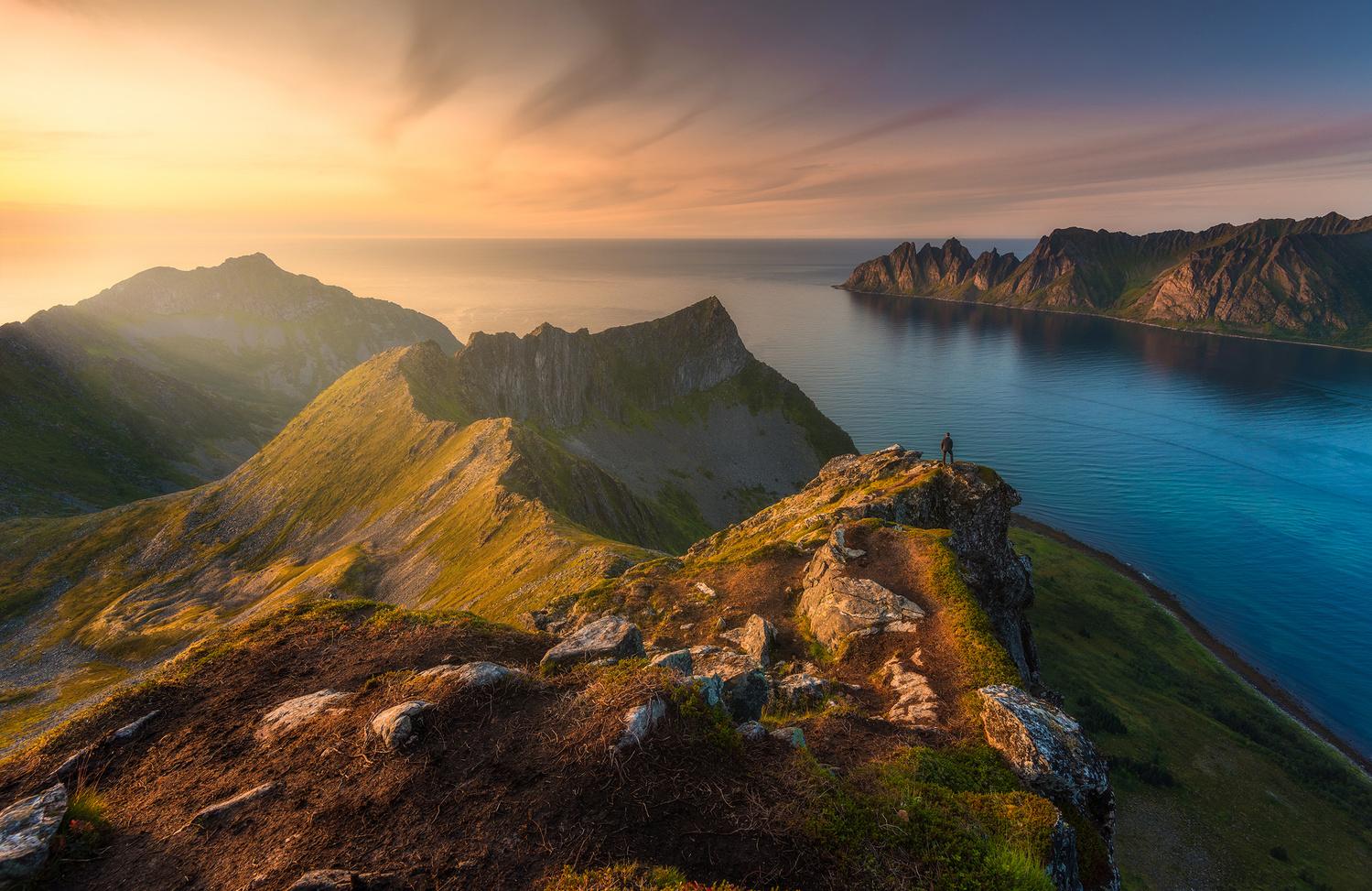 Husfjellet by Philip Slotte