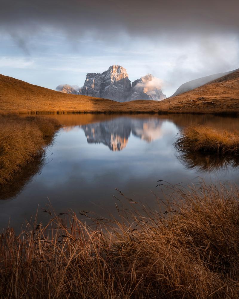 Lago delle Baste by Philip Slotte