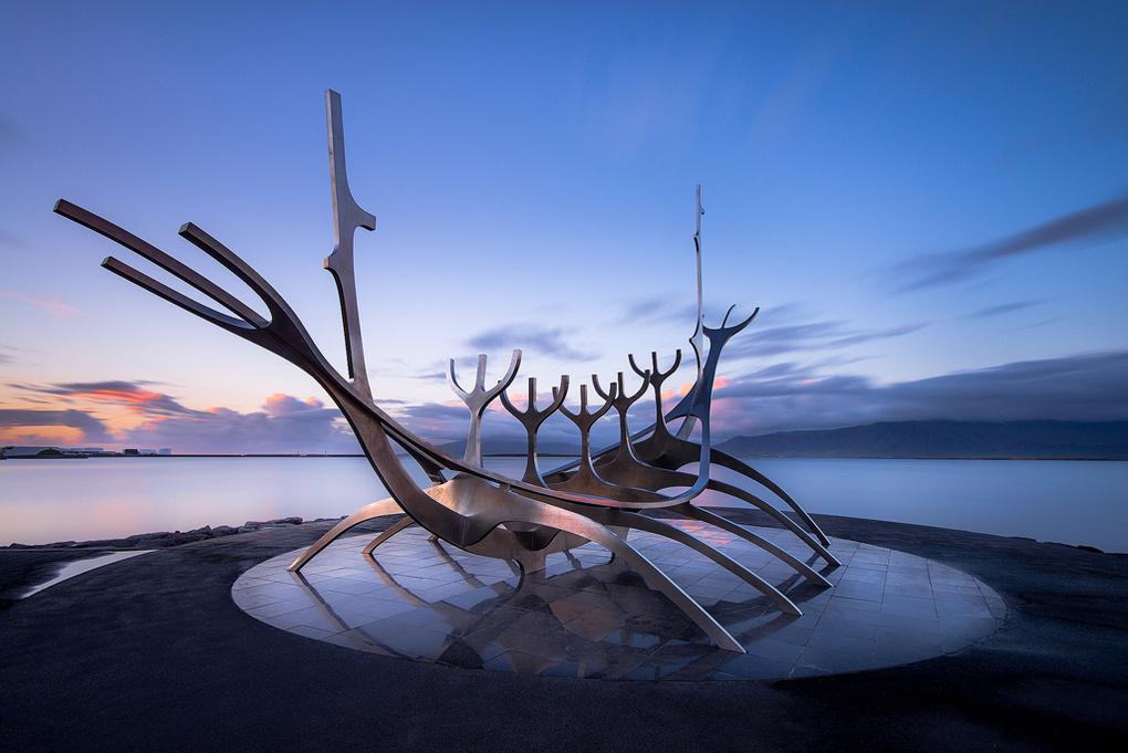 Goodnight Reykjavik .. by Philip Slotte