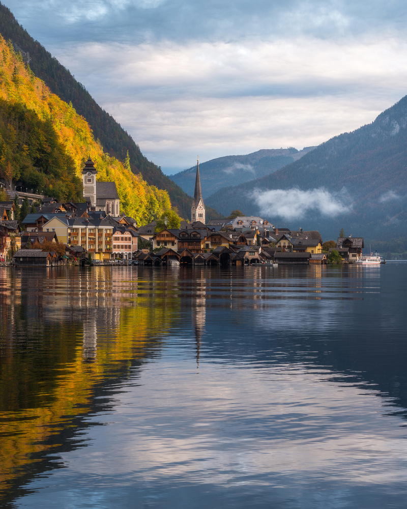 Good Morning Hallstatt by Philip Slotte