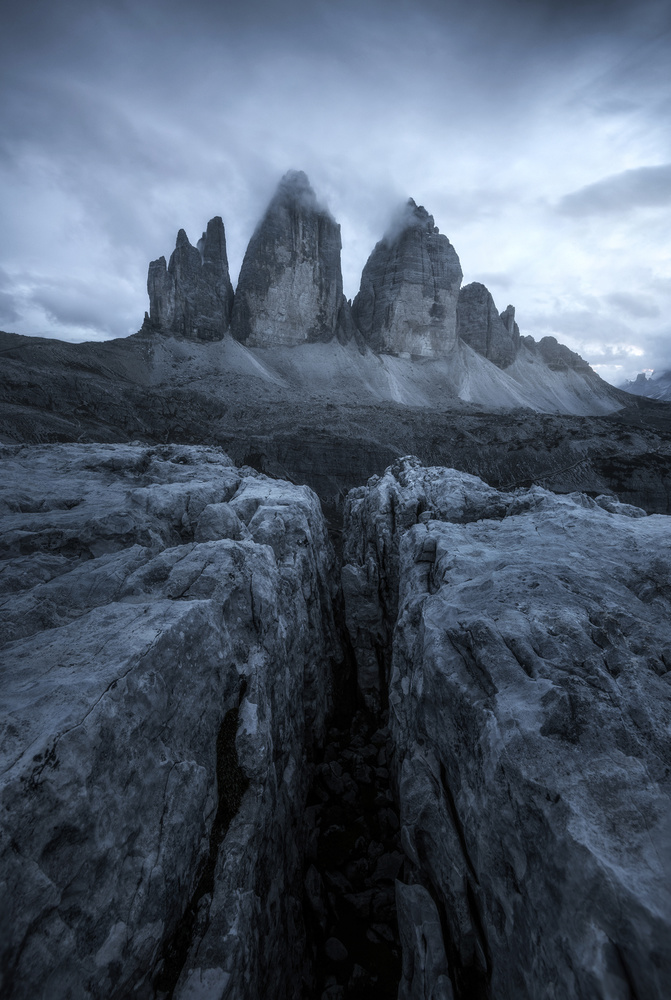 Tre Cime by Philip Slotte