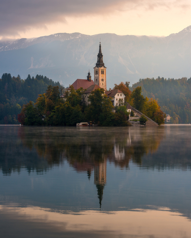 Lake Bled by Philip Slotte