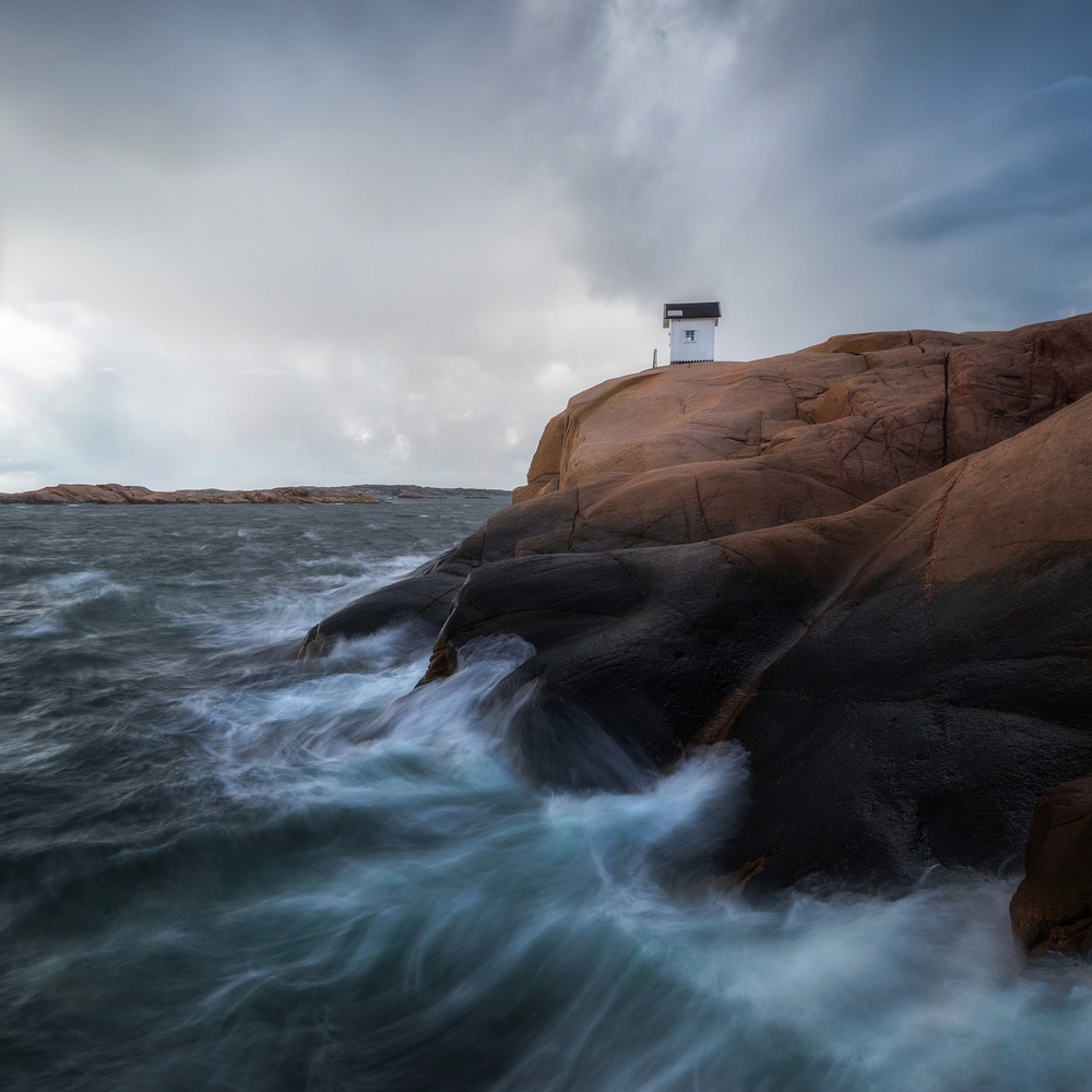 Windy West Coast by Philip Slotte