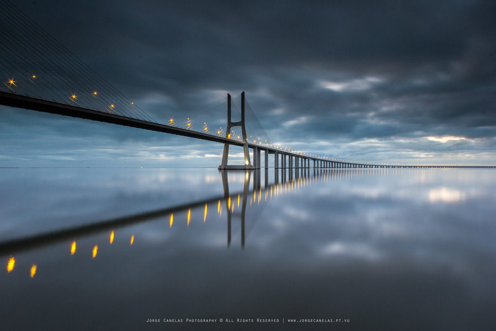 Bridge to the Future by Jorge Canelas
