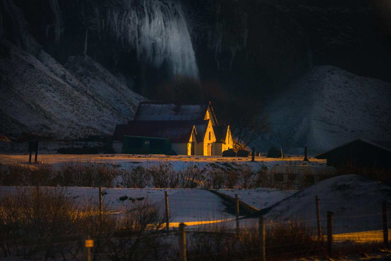 Icelandic Home by Joe Warner