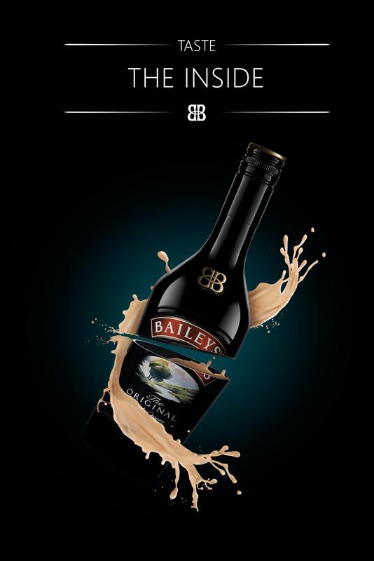 Baileys - Taste the Inside by jurian kriebel