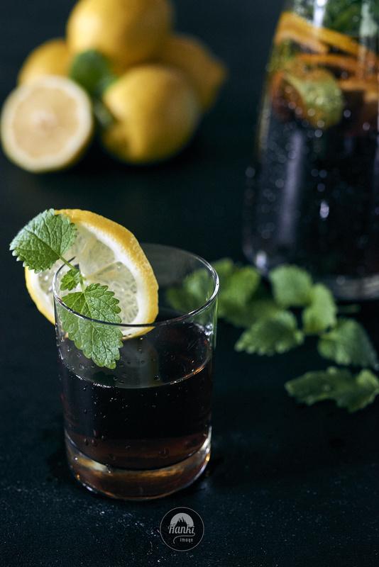 Lemon Ice tea by Hannes Kainulainen