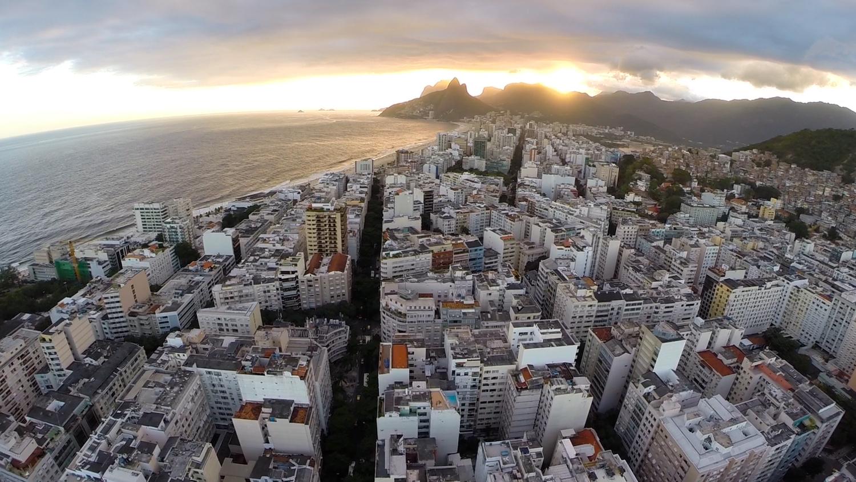 Rio de Janeiro by Oliver Kmia