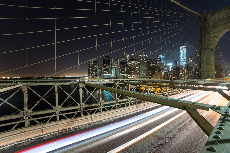 Brooklyn Bridge by Oliver Kmia
