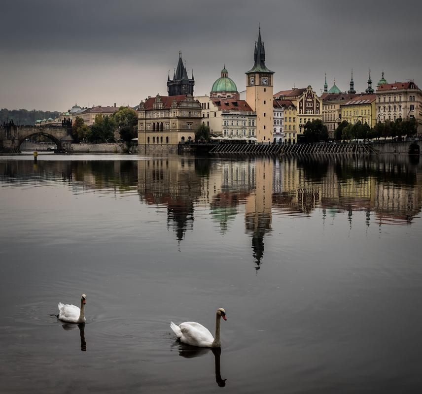 Prague, Czech Republic by Trent Cooper