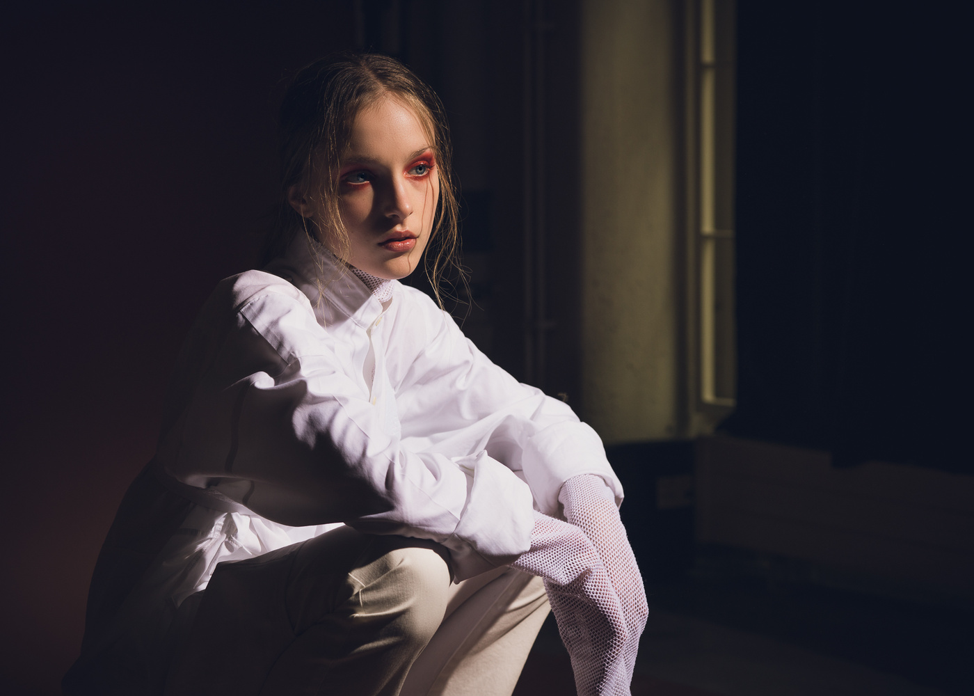 Not so dark by Fredrik Tillroth