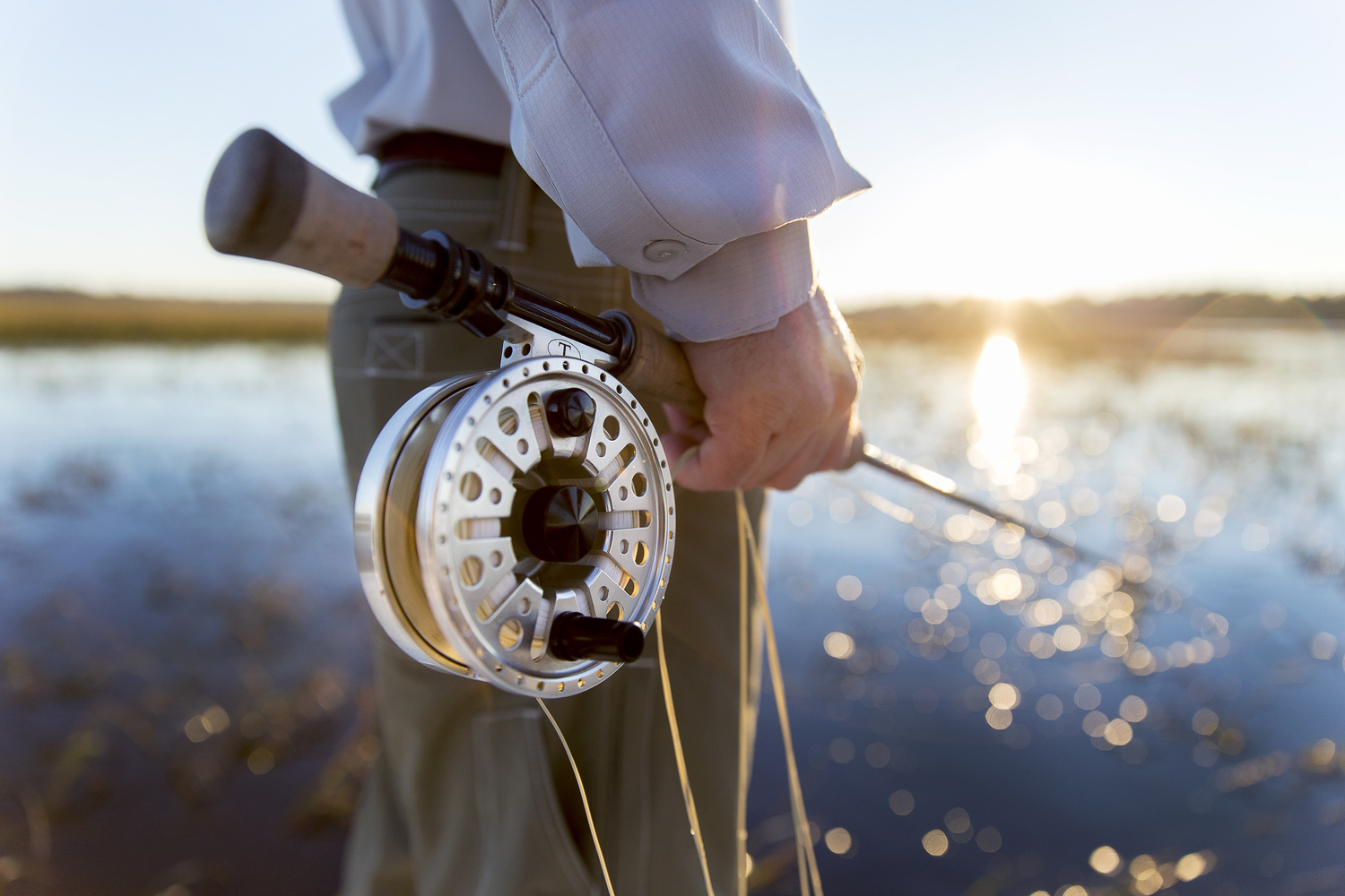 Fly Fishing the Low Country by Bobby Altman