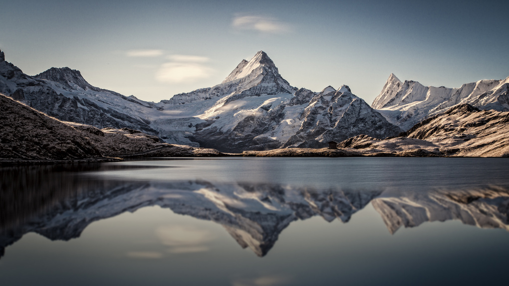 Bachalpsee @ Grindelwald Swiss by Raf Olaerts