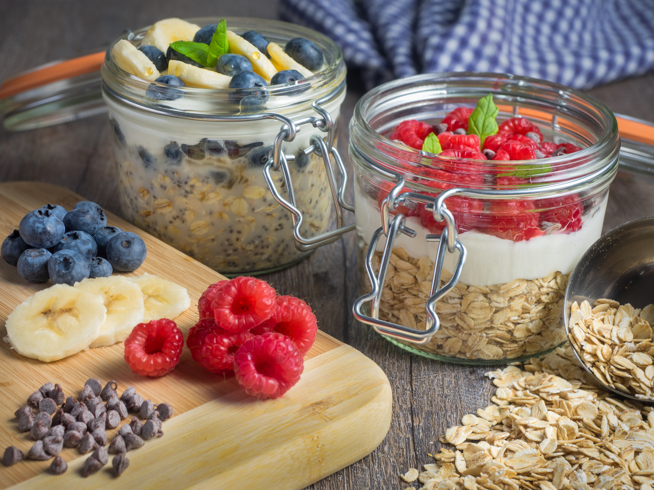 Overnight Oats by Brian Stricker
