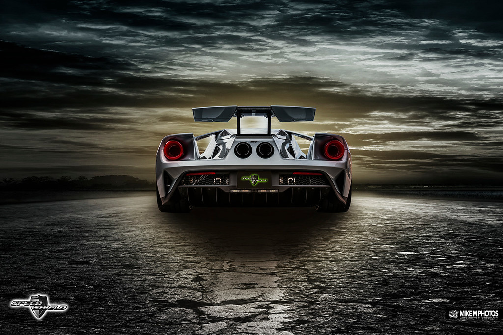 2018 Ford GT by Mike Moore