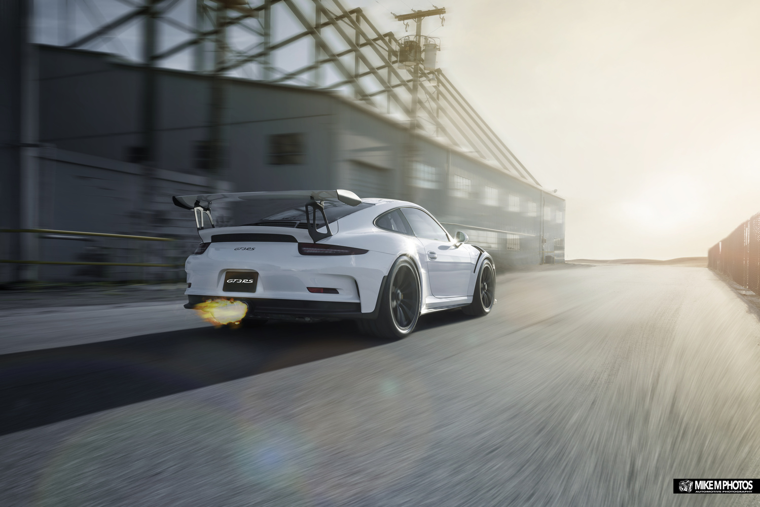 Porsche 911 GT3RS by Mike Moore