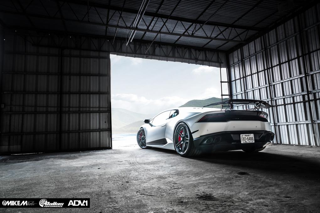 Dallas Performance/ADV.1 Lamborghini Huracan by Mike Moore
