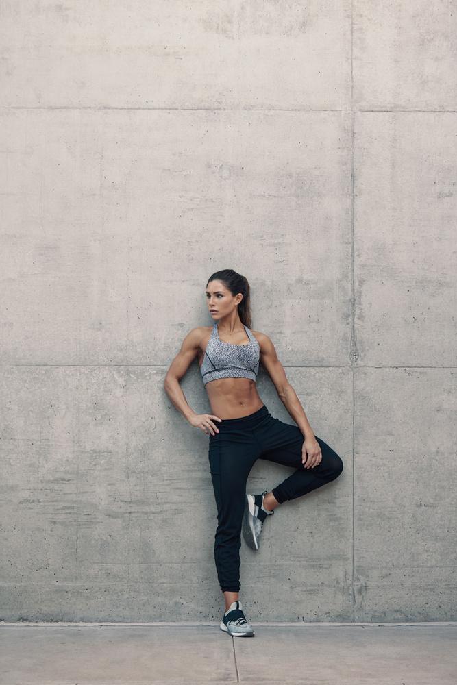Alexia Clark - Strong Magazine 2 by Derek Heisler