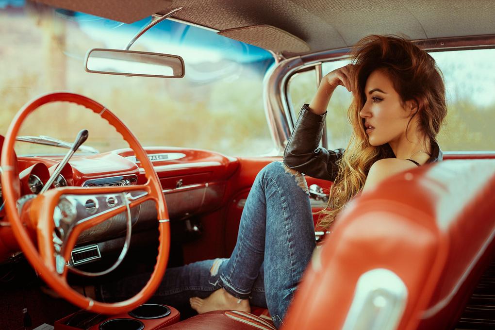 Route 66 - The Distraction by Derek Heisler