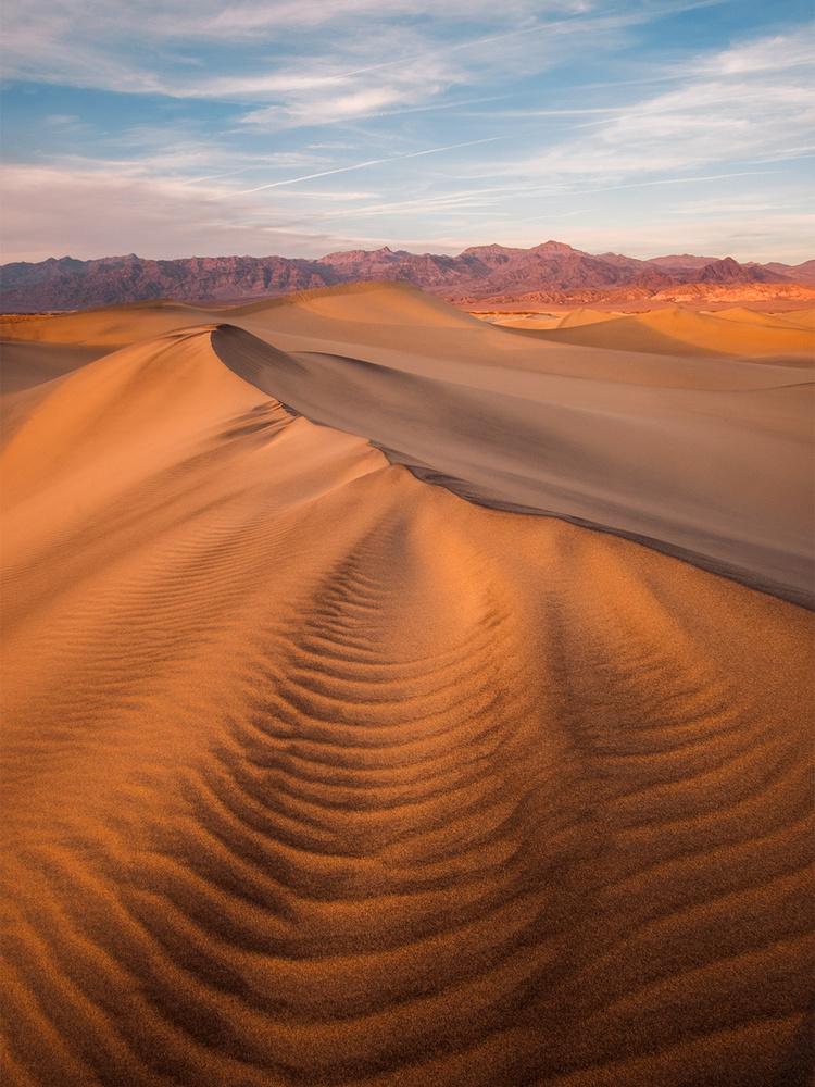 Mesquite Sand Dunes by Kevin Shoban