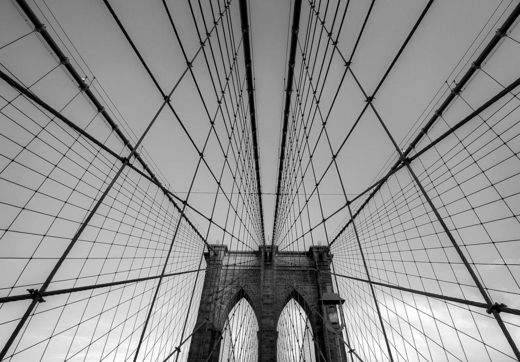 BK Bridge by Brent Mitchell