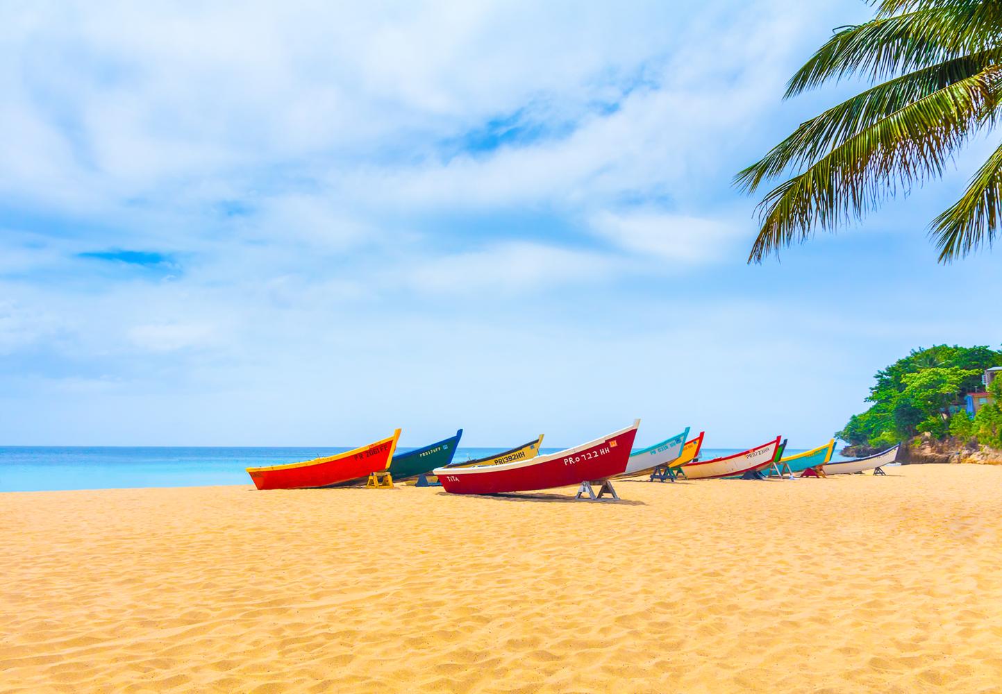 Crash Boat Beach by Wally Mikhu