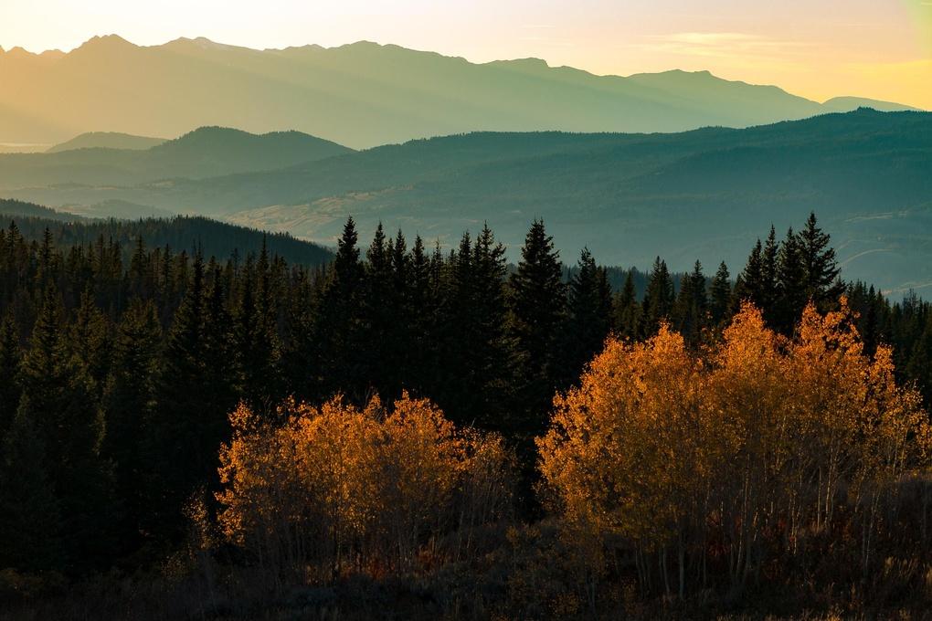 Togwotee Overlook at Grand Teton National Park by John Zacharyczuk