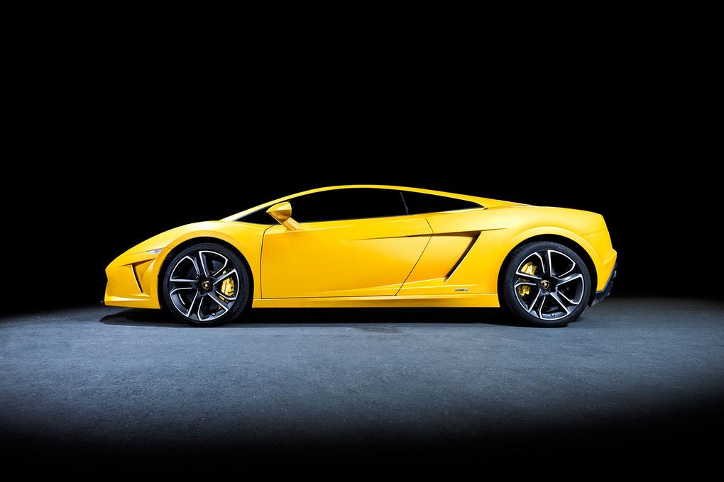 Lamborghini Gallardo by Sjors Massar
