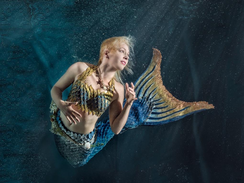 Lily La Mer by Simon Carter
