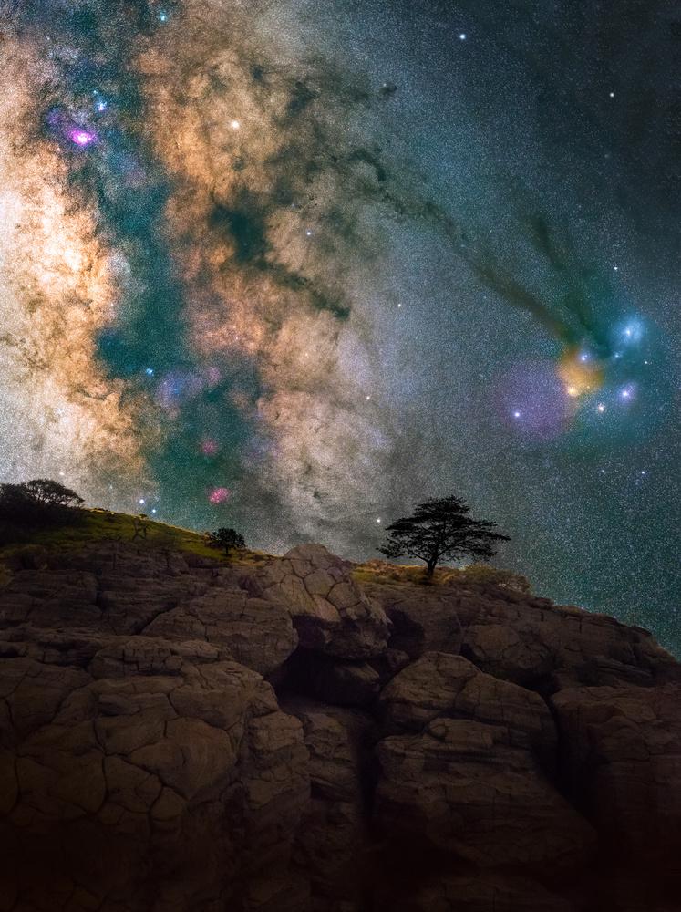 Antares Awaits by Micah Roemmling